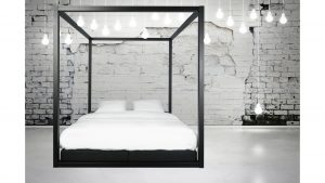 the loft designer himmelbett ferrobed ferrobed. Black Bedroom Furniture Sets. Home Design Ideas