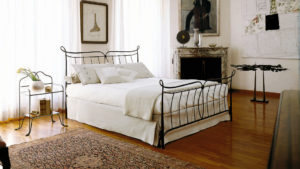 antibes metallbett ferrobed ferrobed. Black Bedroom Furniture Sets. Home Design Ideas